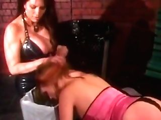 Spanked By The Hot Mistress
