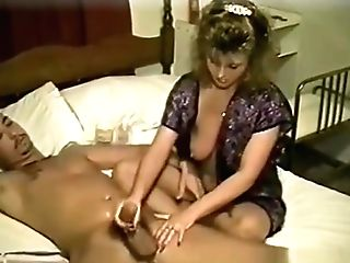 This Is A Antique Interracial Porno Where A Blac