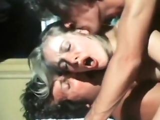 Blonde Youthful Antique Fuck Threesome
