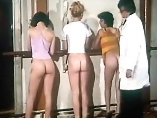 Naked Butts Boarding School - Doc Examines And Fucks
