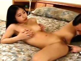 China Lew Getting Fucked By Milky Man In Motel Room