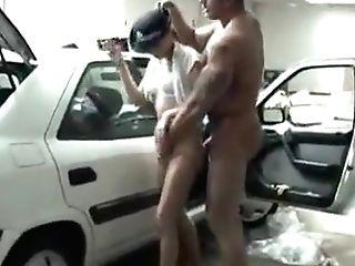 Pantyhose Thief Copped