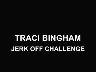 Traci Bingham: Wank Off Challenge