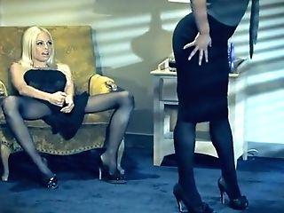 Crazy Homemade Big Tits, Girly-girl Intercourse Scene
