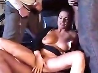 Italian Classical - Hot Wifey Group-fucked On The Street