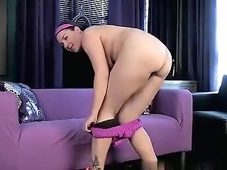 Finest First-timer Big Tits, Solo Gal Romp Movie