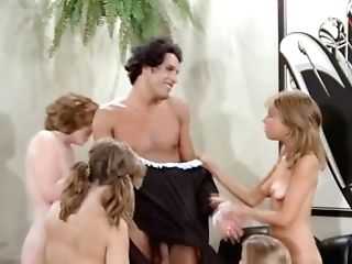 Hot Junior Nymphs In Orgy