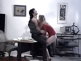 Hot Chief Fucks Employee In Her Office