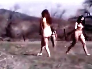 Antique Naturist Movie - The Raw Ones (1965)